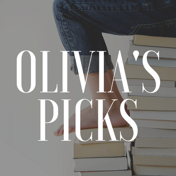 Olivia's favorite books here